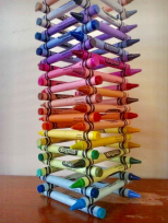 Stacked-crayon-art